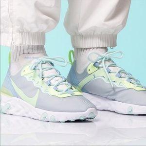 Nike React Element women's sneakers size 9.5 GUC